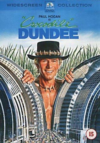 Crocodile Dundee 1 [UK Import]