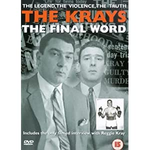 The Krays - The Final Word [DVD] [2001]