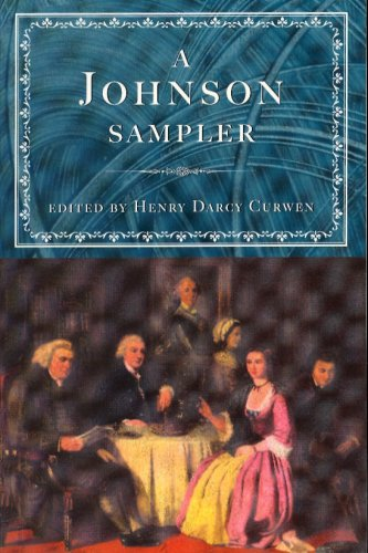 A Johnson Sampler (Nonpareil Book), SAMUEL JOHNSON