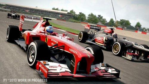 Formula F1 2013 screenshot