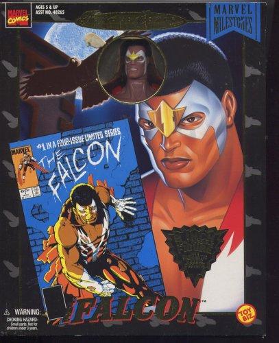 "Famous Covers The Falcon Marvel Milestones 8"" Action Figure"