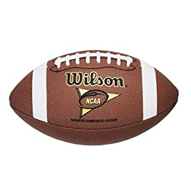 <b>Wilson F1730 NCAA Tackified Composite Game Football (Full Size)</b>