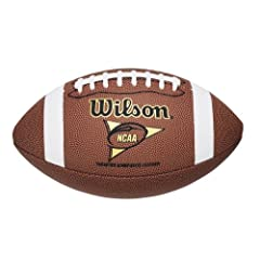Wilson NCAA Replica Football by Wilson