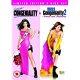 Miss Congeniality 1 And 2 [DVD] [2005]by Sandra Bullock