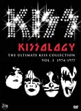 Kissology 1 1974-1977 [DVD] [Import]