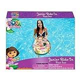 Dora The Explorer Baby Toddler Ride-on Float Seat - Swim Raft, Ring, Pool, Beach