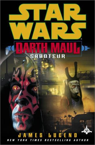 Star Wars: Darth Maul: Saboteur