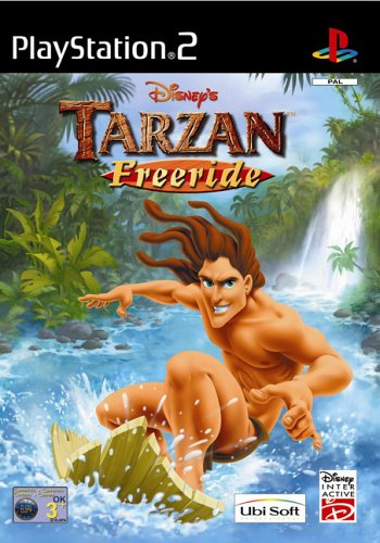Disney's Tarzan Freeride (PS2)