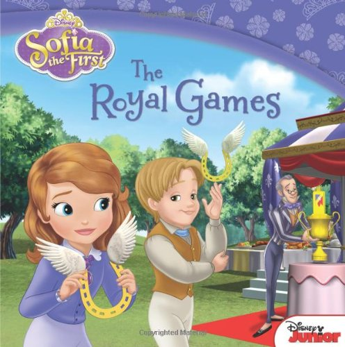 Sofia the First the Royal Games