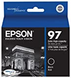 Epson Extra High Capacity Black Ink for the Epson WorkForce 40 and WorkForce 600 Printers