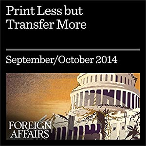 Print Less but Transfer More Periodical