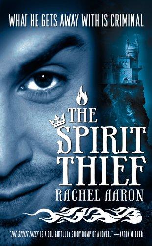 The Spirit Thief-Rachel Aaron