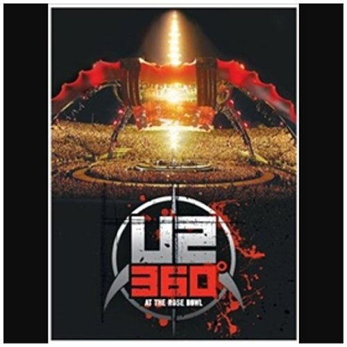 U2 - 360° At The Rose Bowl [2 Dvd Digipack] Picture