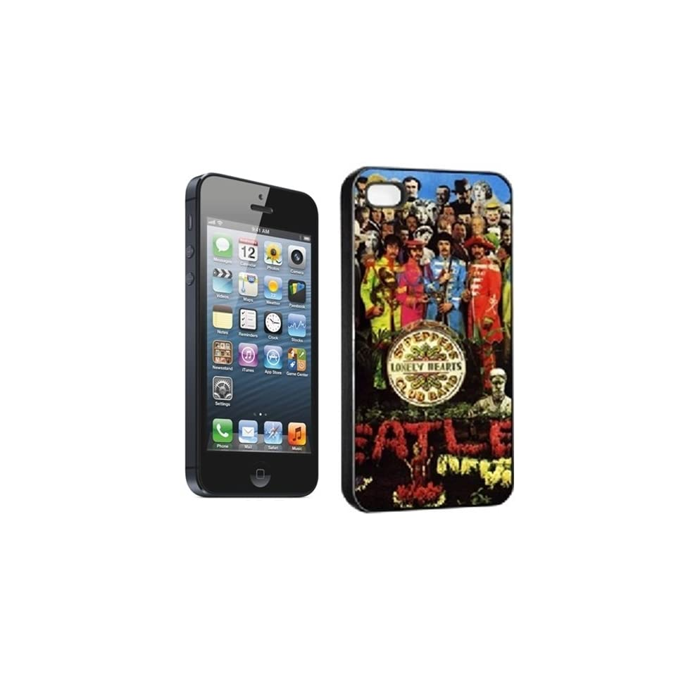 The Beatles Cool Unique Design Phone Cases for iPhone 5 / 5S   Covers for iphone 5 / 5S Vol11