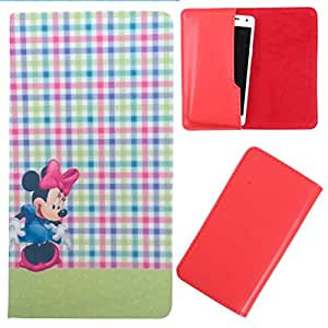 DooDa - For Lenovo S880 PU Leather Designer Fashionable Fancy Case Cover Pouch With Smooth Inner Velvet