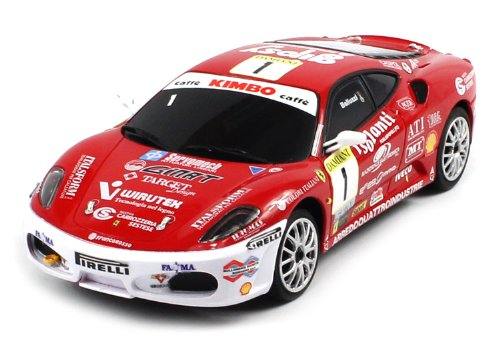 OFFICIALLY Licensed Electric Full Function 1:24 Ferrari F430 Challenge RTR RC Car