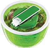 Zyliss Smart Touch Salad Spinner, Green - E15621