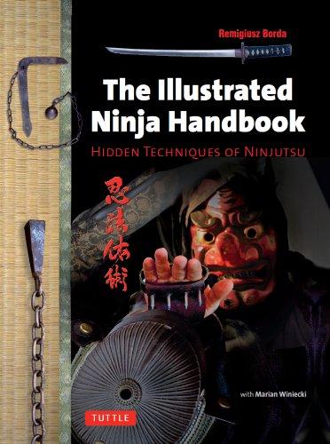 the-illustrated-ninja-handbook-hidden-techniques-of-ninjutsu