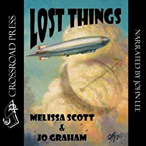 Lost Things: The Order of the Air | [Melissa Scott, Jo Graham]