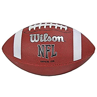 Wilson NFL Official Size 9 Football