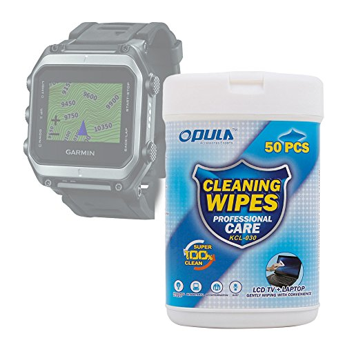 duragadget-toallitas-limpiadoras-para-garmin-epix-fenix-3-vivoactive-limpieza-profesional-anti-bacte