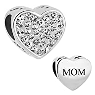 Sale Cheap Heart Mom I Love You Jewel…