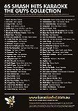 Guys Karaoke Hits - Sunfly Karaoke DVD