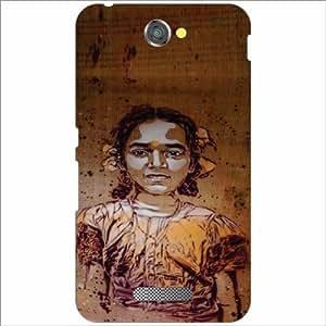 Sony Xperia E4 Back Cover - Eyed Designer Cases