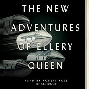The New Adventures of Ellery Queen Audiobook