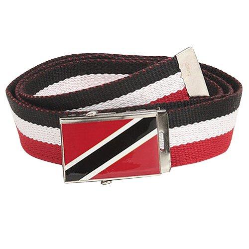 Rasta Belt-Trinidad W03S62D