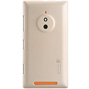 Nillkin Super Frosted Case for Nokia Lumia 830 - Gold Color
