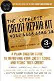 img - for The Complete Credit Repair Kit (Complete . . . Kit) book / textbook / text book