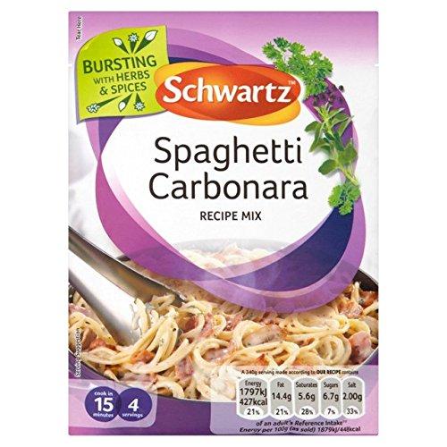 Schwartz Spaghetti carbonara 32g