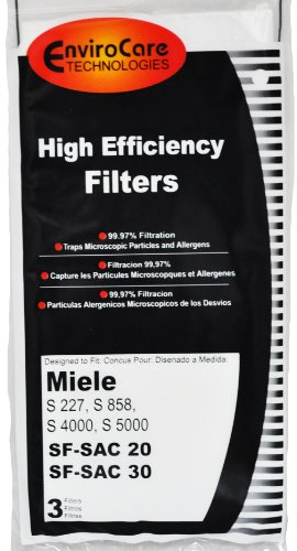 Miele Vacuum Cleaner Filter (Miele Vacuum Bags 300 compare prices)