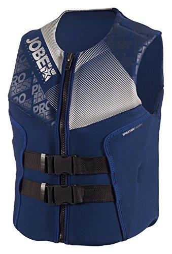 Jobe Herren Westen Progress Segmented Vest, Blau, XXXL, 244915022