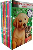 Battersea Dogs and Cats Home 10 Books Collection Set RRP 49.90 (Petals Story, Brunos Story, Suzys Story, Angels Story, Oscars Story, Snowys Story, Berties Story, Buddy and Hollys Story, Jessies Story, Cosmos Story) Red Fox