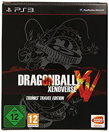 Dragonball XenoVerse - Trunks' Travel Edition (PS3)