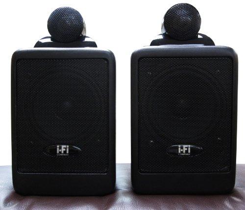 Bookshelf Stereo Speakers Best Review