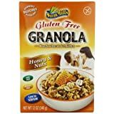 Sam Mills Gluten Free Honey And Nuts Granola, 12 Ounce