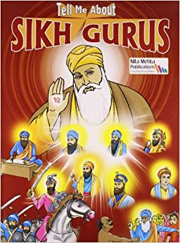 N.Mehta's Tell Me Abour Sikh Gurus price comparison at Flipkart, Amazon, Crossword, Uread, Bookadda, Landmark, Homeshop18