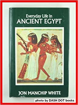 A report of the book everyday life in ancient egypt by jon white