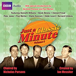Just a Classic Minute, Volume 6 Radio/TV Program