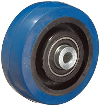 RWM Casters Signature Premium Wheel with Ball Bearing 225 lbs Capacity
