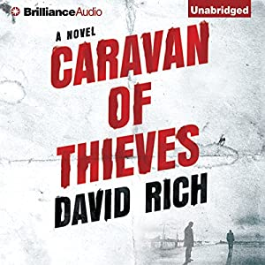 Caravan of Thieves Audiobook