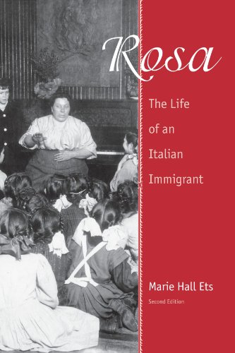Rosa: The Life of an Italian Immigrant (Wisconsin Studies...