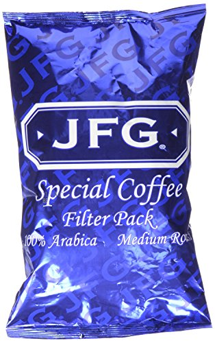 JFG Coffee Filter Packs,  1.5 oz. , 42-Count