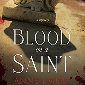 Blood on a Saint Audiobook