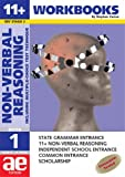 Stephen C. Curran 11+ Non-verbal Reasoning: Workbook Bk. 1: Including Multiple Choice Test Technique (11+ Verbal Reasoning Workbooks for Children)