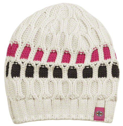 Cleveland Browns Women's Pink Breast Cancer Uncuffed Knit Hat at Amazon.com