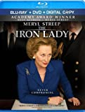 510F0SwKnfL. SL160  The Iron Lady (Blu ray/DVD Combo + Digital Copy) Reviews